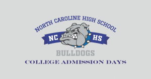 NCHS College Admissions Day