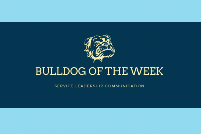 Announcing Bulldogs of the Week