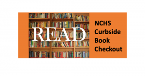 Image of NCHS Curbside Book Checkout