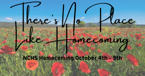 NCHS Homecoming October 4th through 9th
